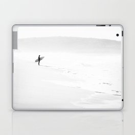 Manhattan Beach Surfer Laptop & iPad Skin