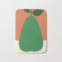 Pear Bath Mat