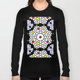 Rachna Bauhaus 3 Long Sleeve T-shirt