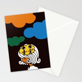 the peace soldiers Stationery Cards