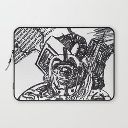 Destroyer of Worlds Laptop Sleeve