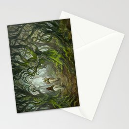 Old Forest Stationery Cards