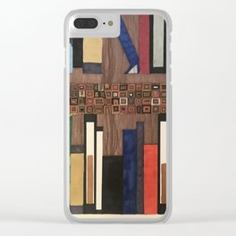 Bookcase Clear iPhone Case