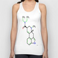 lsd Tank Tops featuring LSD by TLineInc