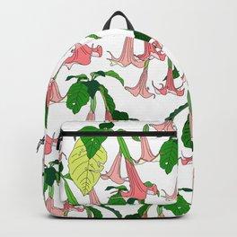 Angels Trumpet Botanical Garden Backpack