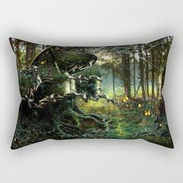 HUNDRED YEARS Rectangular Pillow