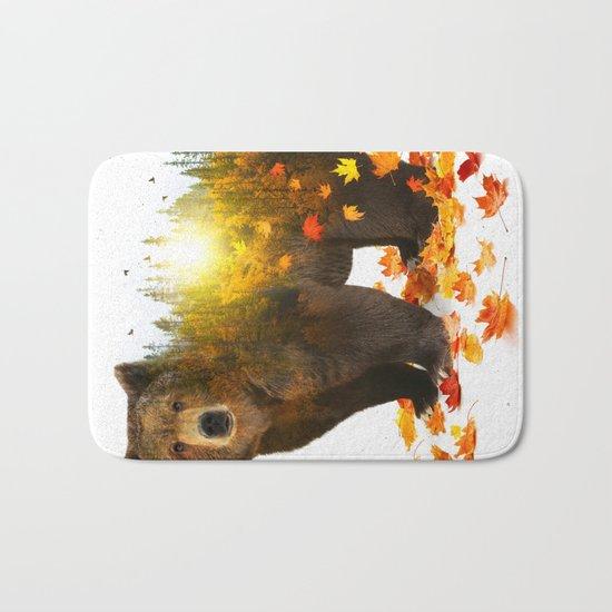 Equinox | Bear Bath Mat