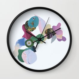 formation four Wall Clock