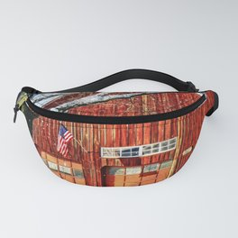 Red Barn Fanny Pack