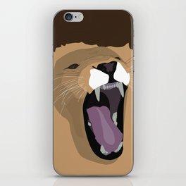 Fluffy iPhone Skin