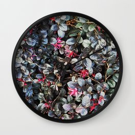 Plant therapy Wall Clock