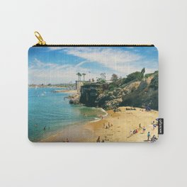 Playful Shores Carry-All Pouch