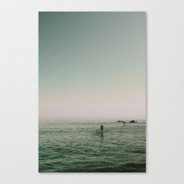 SO-CAL SEASIDE Canvas Print
