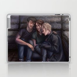 David, Reese and Amber. Laptop & iPad Skin