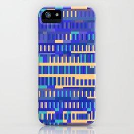 Beethoven Moonlight Sonata (Blues) iPhone Case