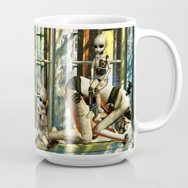 A DROID FUTURE Coffee Mug