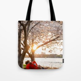 Flower photography by Alex Iby Tote Bag