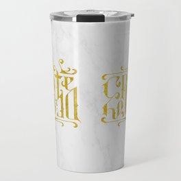Create Destroy Travel Mug