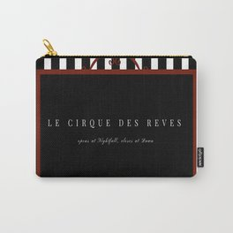 Night Circus Invitation Carry-All Pouch