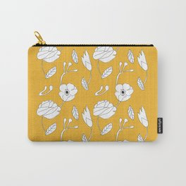 jaune Carry-All Pouch