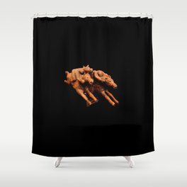 Speed Shower Curtain