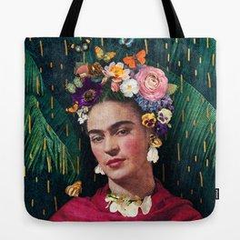 World Women's Day :: Frida Kahlo Tote Bag