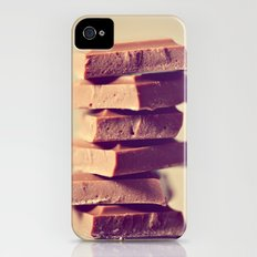 Chocolate Lover iPhone (4, 4s) Slim Case