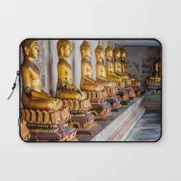Golden Buddhas Laptop Sleeve