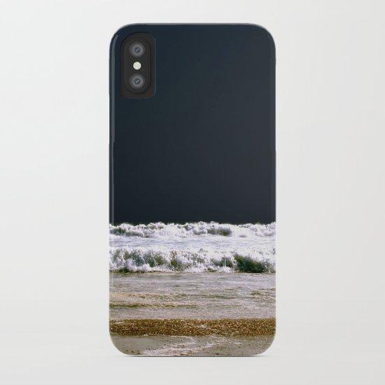 night dip iPhone Case