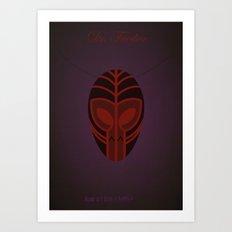 DrFacilier | Villains do It Better Art Print