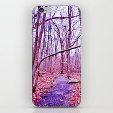 Genuflection iPhone & iPod Skin