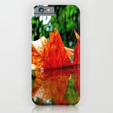 Fallen leaf iPhone 6s Slim Case
