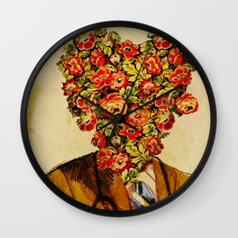 Dr. Amor Wall Clock