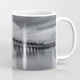 The old Wooden Bridge Coffee Mug