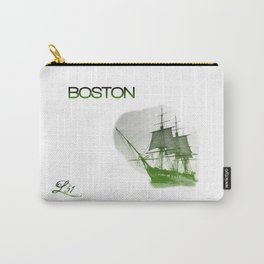 Cities Of America: Boston Carry-All Pouch