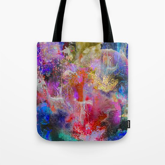 Faire abstraction 5 Tote Bag