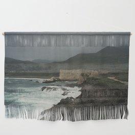 Montaña De Oro Stormy Hills Wall Hanging