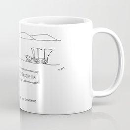 Oregon Trail Disease Coffee Mug
