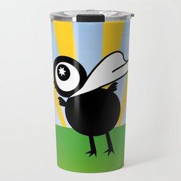 Super chick Travel Mug