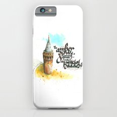 Istiklal Caddesi iPhone 6s Slim Case