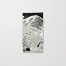 Lauren Bacall Hand & Bath Towel
