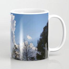 The Sunset Begins Coffee Mug