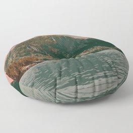 Terra Nova National Park Floor Pillow
