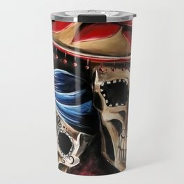 The day of the Dead Travel Mug