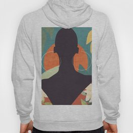 Tropical Girl 17 Hoody
