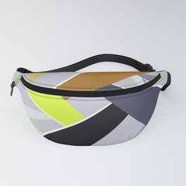 Abstract Geometric Shape 8 Fanny Pack