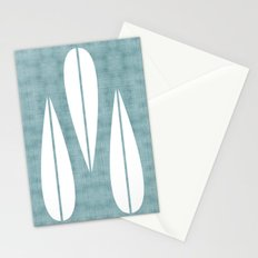 Make Mine MCM Blue Stationery Cards