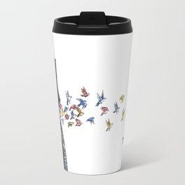 Untitled IV Travel Mug