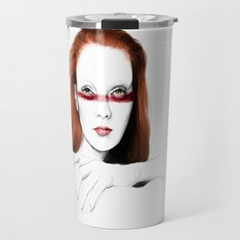 Love Girls - Blood redhead Travel Mug