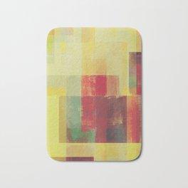 Abstract Geometry No. 22 Bath Mat